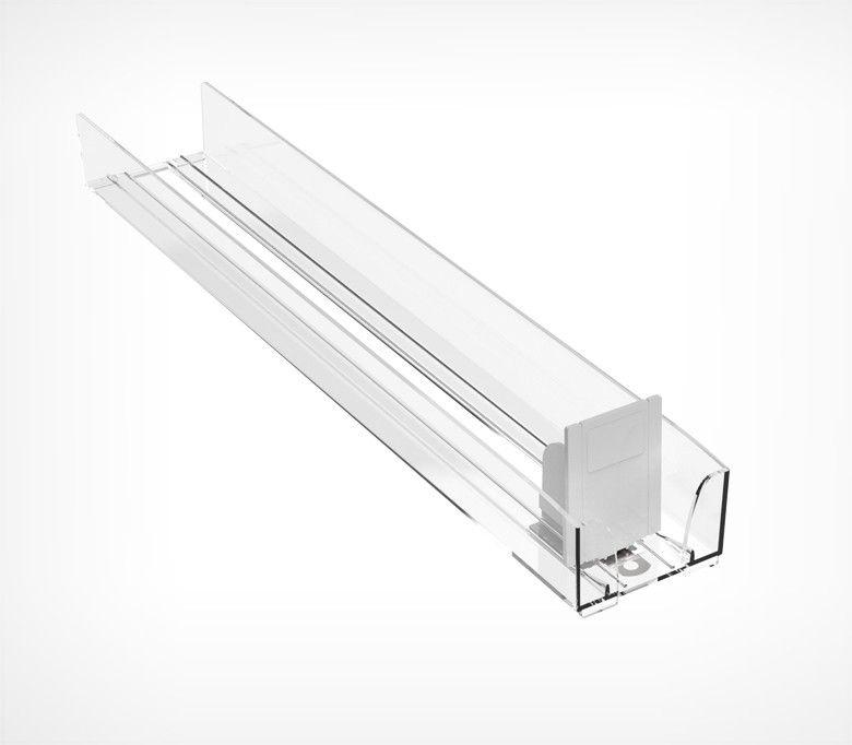 пластиковый лоток для сигарет с интегрированным толкателем 385 мм идея маркет